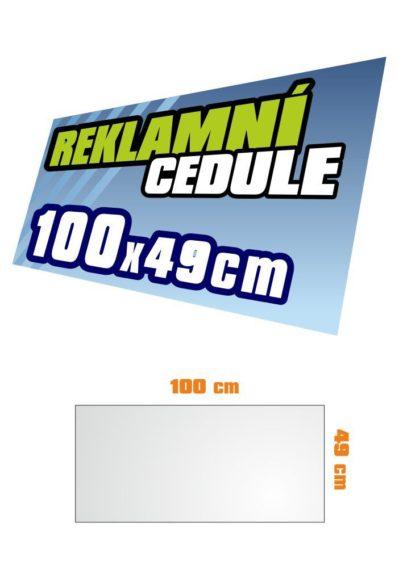 Bond 100x49 cm
