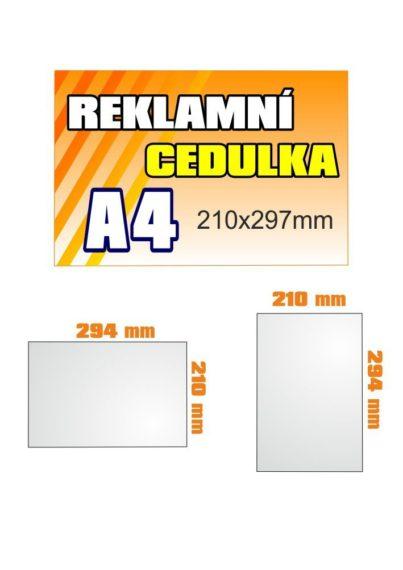 PVC 3mm A4