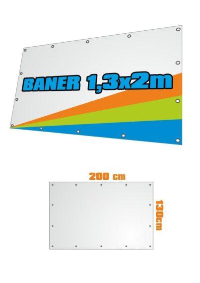 Baner 130x200 cm