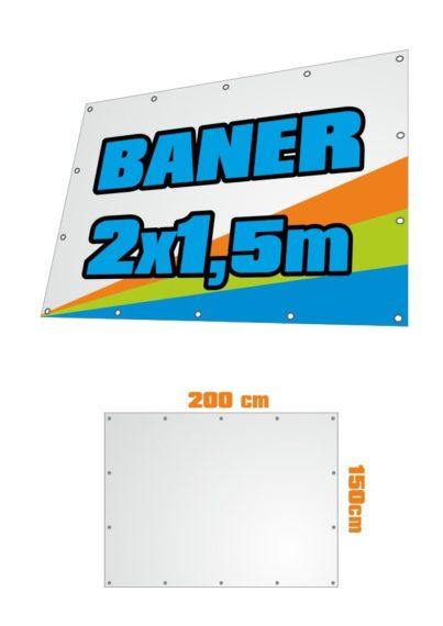 Baner 150x200 cm