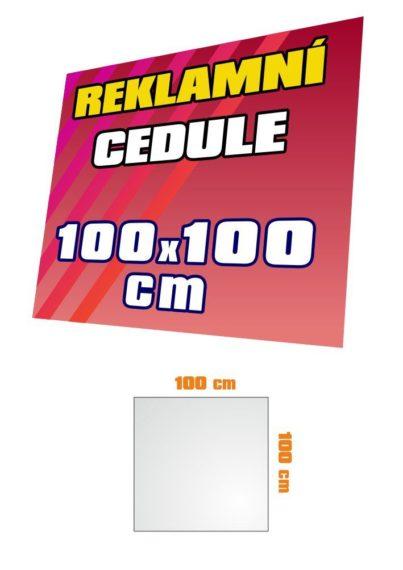 Bond 100x100 cm