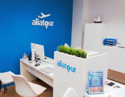 3D logo CK Aliatour