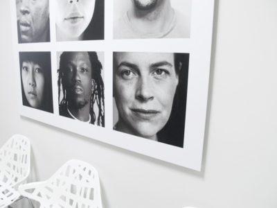 Fotoobrazy, polepy stěn a skleněných příček