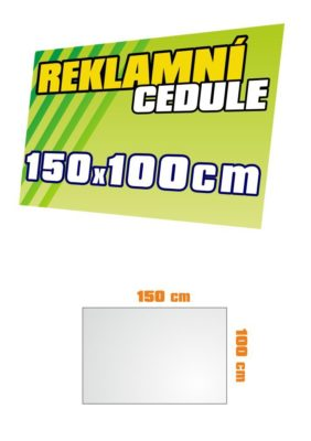 Cedule 150x100