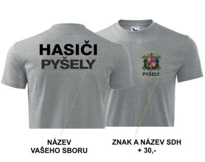 Hasičské triko